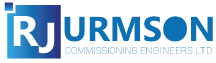 RJ Urmson Commissioning Engineers Limited Logo